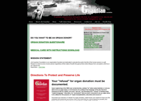 lifeguardianfoundation.org