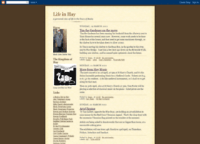 lifeinhay.blogspot.com