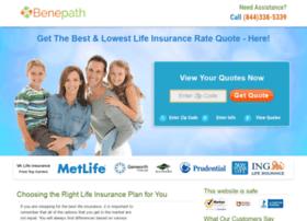 lifeinsurance.benepath.com