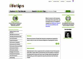 Lifeinsurance.lifetips.com