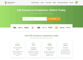 lifeinsurancecomparison.com.au