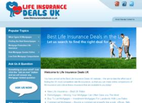 lifeinsurancedealsuk.co.uk