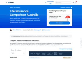 lifeinsurancefinder.com.au