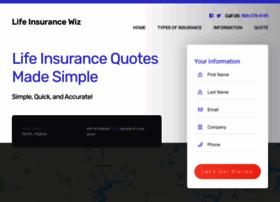 lifeinsurancewiz.com