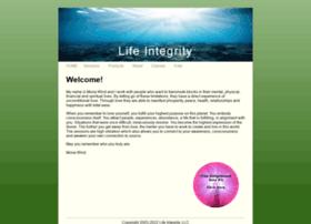 Lifeintegrity.com