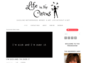 lifeinthecircus.com