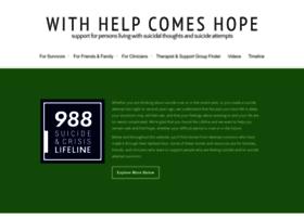 lifelineforattemptsurvivors.org