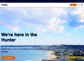 lifelinehunter.org.au