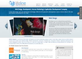 lifelineinfotech.com