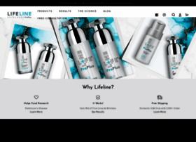 lifelineskincare.com