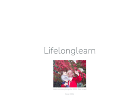 lifelonglearn.com