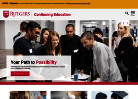 lifelonglearning.rutgers.edu