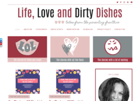 lifeloveanddirtydishes.com