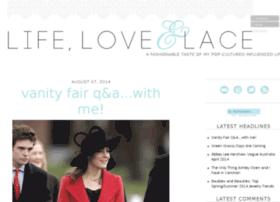 lifeloveandlace.onsugar.com
