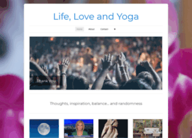lifeloveandyoga.com