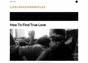 lifelovechronicles.com