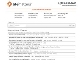 lifemattersusa.applicantpro.com