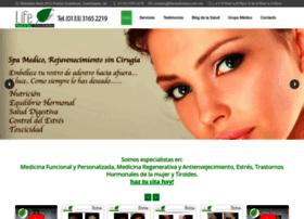 lifemedicalspa.com.mx