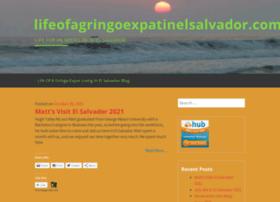 lifeofagringoexpatinelsalvador.com