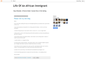 lifeofanafricanimmigrant.blogspot.no