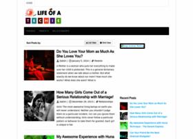 lifeofatechie.com