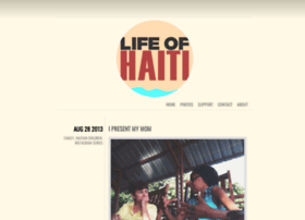 lifeofhaiti.wordpress.com