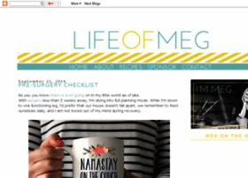 lifeofmeg.com