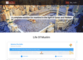 lifeofmuslim.com