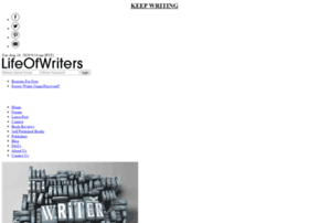 lifeofwriters.com