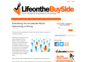 lifeonthebuyside.com