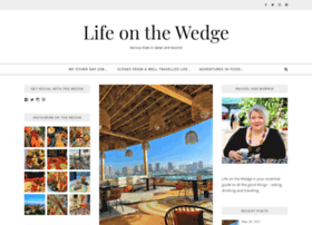 lifeonthewedge.net