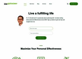 lifeoptimizer.org