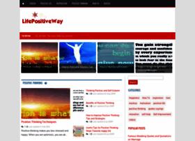 lifepositiveway.com