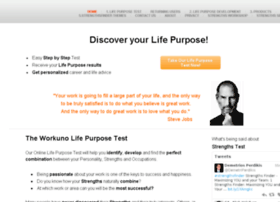 lifepurpose.workuno.com