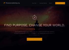 lifepurposeplanning.org