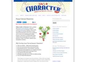 lifesacharacter.com