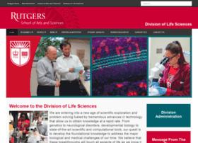 lifesci.rutgers.edu