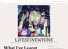 lifesfinewhine.wordpress.com