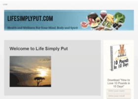 lifesimplyput.com