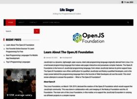 lifesinger.org