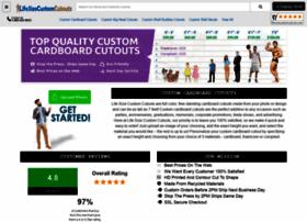 lifesizecustomcutouts.com