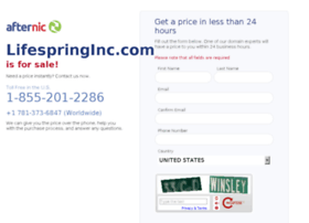 lifespringinc.com