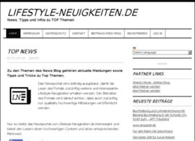 lifestyle-neuigkeiten.de