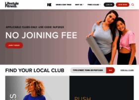 Lifestylefitness.co.uk