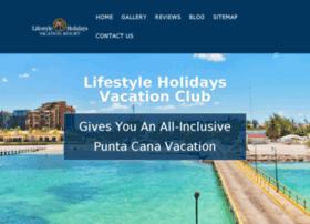 lifestyleholidaysvacationclub.org