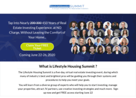 lifestylehousingsummit.com