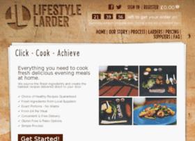 lifestylelarder.co.uk