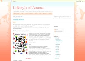 lifestyleofananas.blogspot.de