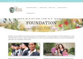 lifetimefoundation.org