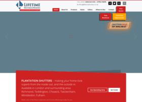 lifetimeshutters.co.uk